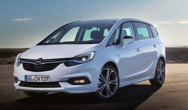 Opel Zafira C Tourer