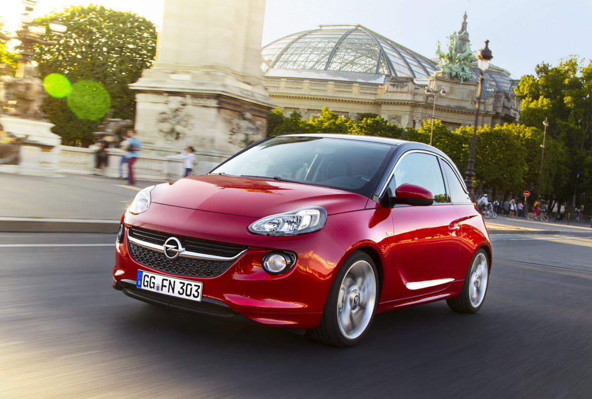 Opel ADAM ROCKS 1.2