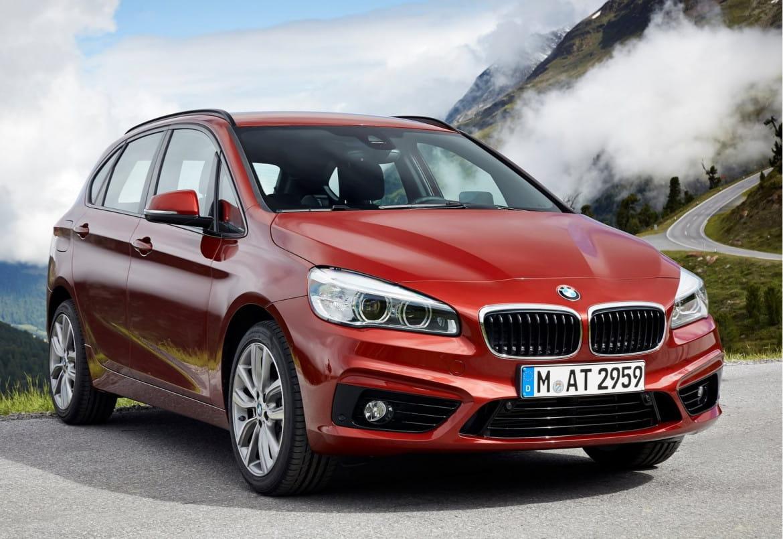 BMW Řada 2 Active Tourer