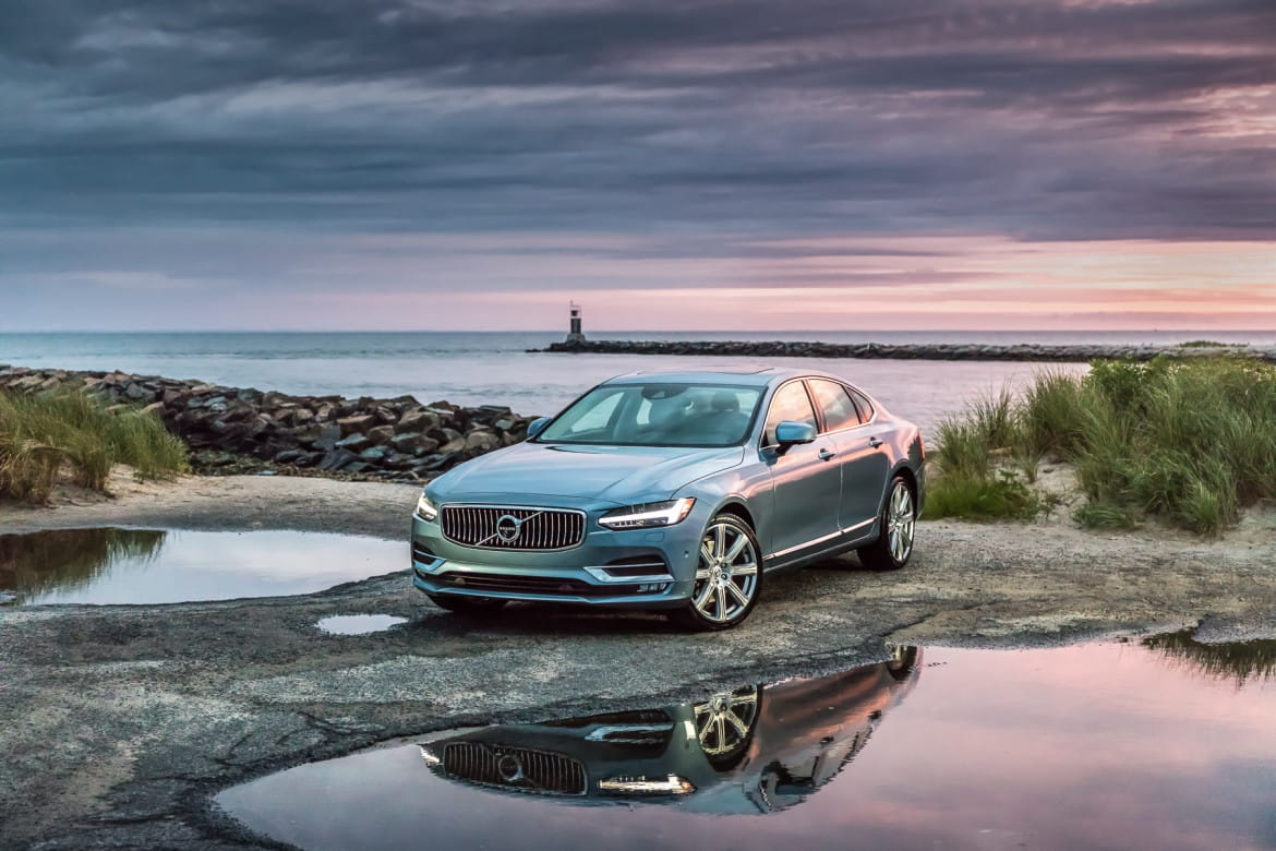 Volvo S90 D4 Kinetic AWD Automatic