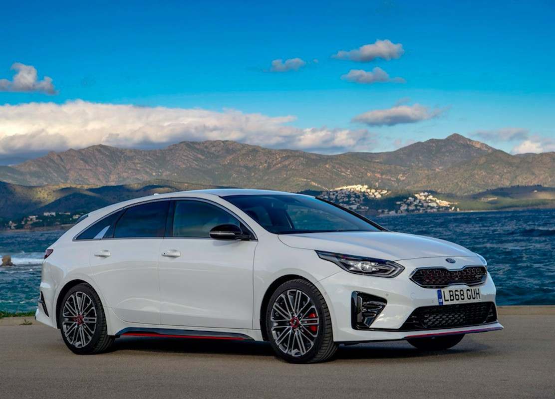 KIA ProCeed CD