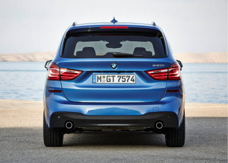 BMW 220i Gran Tourer Luxury Line