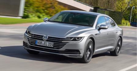 Volkswagen Arteon (od 01/2017) 2.0, 140 kW, Naftový, Automatická převodovka