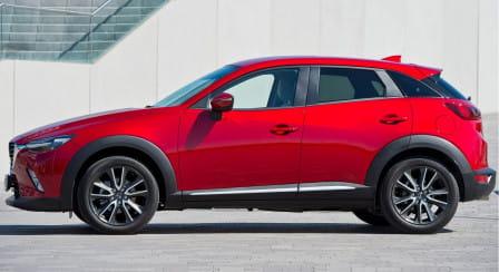 Mazda CX-3 (od 06/2015) Takumi