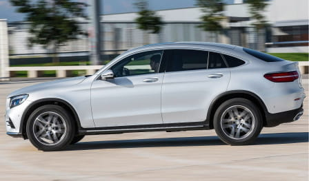 Mercedes-Benz GLC Coupé 220 d 4MATIC 9G-TRONIC