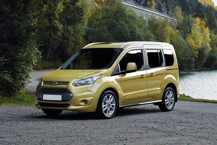 Ford Tourneo Connect (od 12/2013) 1.6 TDCi, 55 kW, Naftový