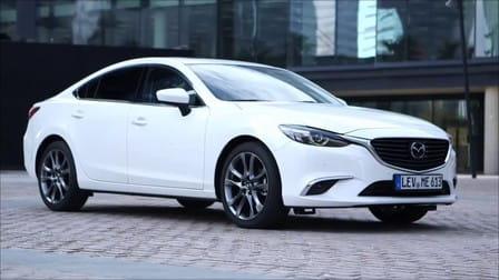 Mazda 6 Liftback (od 02/2015) 2.2, 129 kW, Naftový, Automatická převodovka