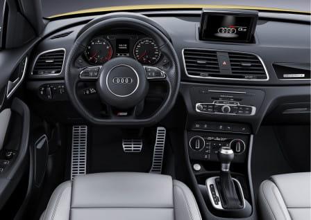 Audi Q3 (od 02/2015) 1.4 TFSI, 110 kW, Benzinový