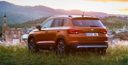 SEAT Ateca (od 08/2016) Reference