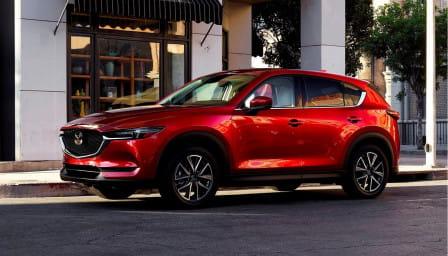 Mazda CX-5 (od 02/2015) 2.5, 143 kW, Benzinový, 4x4, Automatická převodovka