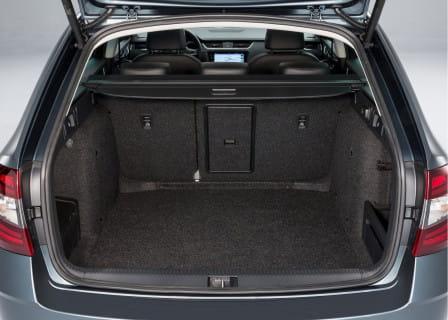 Škoda Octavia Combi (od 01/2017) 1.4 TSI, 110 kW, Benzinový