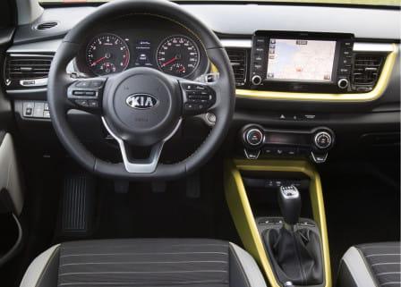 KIA Stonic (od 09/2017) 1.25, 62 kW, Benzinový