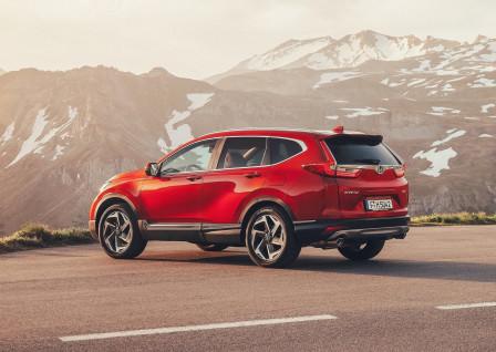 Honda CR-V (od 10/2018) 1.5 Turbo, 127kW, Benzínový