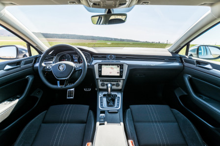Volkswagen Passat Alltrack (od 06/2015) 4MOTION