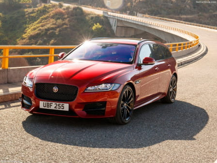 Jaguar XF Sportbrake (od 07/2017)