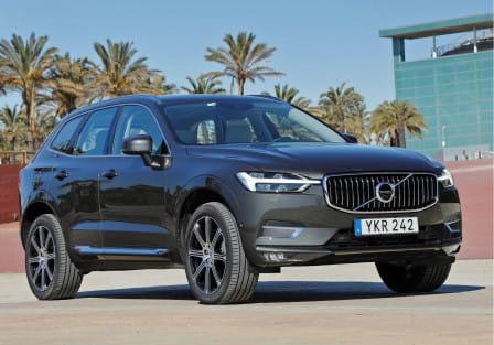 Volvo XC60 (od 05/2017) 2.0 D4, 140 kW, Naftový, Automatická převodovka