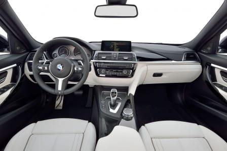 BMW Řada 3 Touring (od 07/2015) 1.5, 100 kW, Benzinový, Automatická převodovka