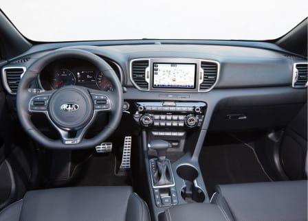 KIA Sportage (od 02/2016) 1.6, 97 kW, Benzinový