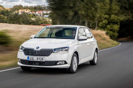 Škoda Fabia 1.0 TSI Ambition plus