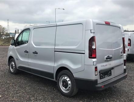 Fiat Talento Van (od 07/2016) 1.6, 88 kW, Naftový