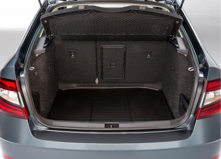 Škoda Octavia RS (od 01/2017) 2.0 TDI, 135 kW, Naftový, 4x4, Automatická převodovka
