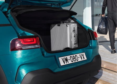 Citroën C4 Cactus (od 01/2018) 1.2, 81 kW, Benzinový