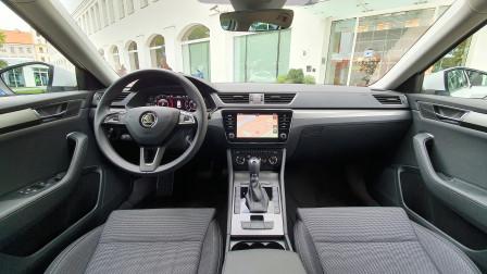 Škoda Superb Combi (od 09/2015) Style