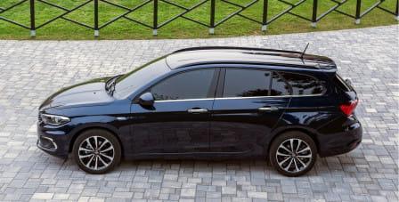 Fiat Tipo Kombi (od 09/2016) 1.6, 81 kW, Benzinový, Automatická převodovka
