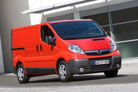 Opel Vivaro Van (od 07/2014) 1.6, 92 kW, Naftový