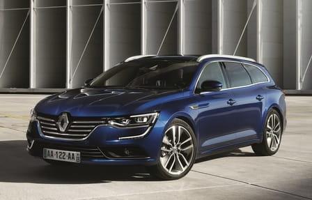 Renault Talisman Grandtour (od 03/2016) 1.6, 118 kW, Naftový, Automatická převodovka