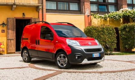 Fiat Fiorino Cargo (od 03/2016) 1.4, 51 kW, Plynový