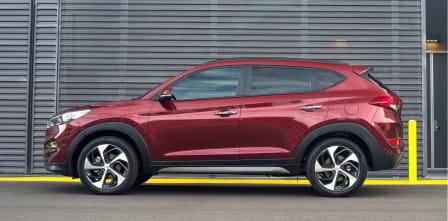 Hyundai Tucson (07/2015 - 07/2018) Trikolor
