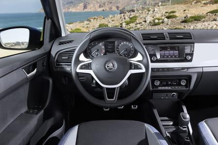 Škoda Fabia (od 11/2015) 1.0 MPI, 44 kW, Benzinový