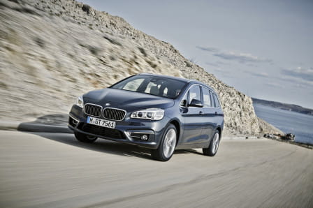 BMW Řada 2 (F22) Coupé (od 03/2014) 2.0, 180 kW, Benzinový, Automatická převodovka