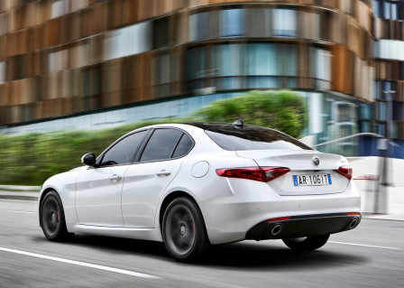 Alfa Romeo Giulia 2.2 Diesel Advanced Efficiency Super AT8