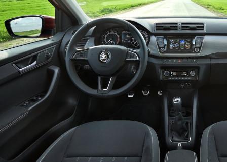 Škoda Fabia (od 07/2018) Style