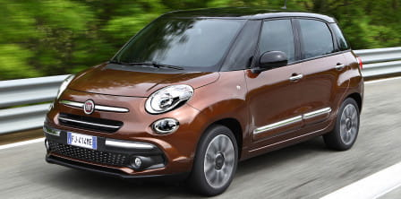 Fiat 500L 0.9 TwinAir Start/Stop Pop-Star