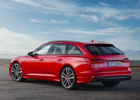 Audi S6 (C7) Avant