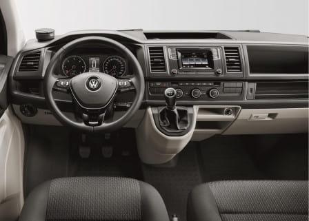 Volkswagen T6 Skříň