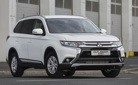 Mitsubishi Outlander (od 10/2015) 2.0, 110 kW, Benzinový, 4x4, Automatická převodovka