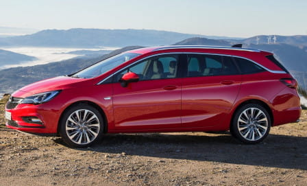 Opel Astra Sports Tourer (od 03/2016) Innovation
