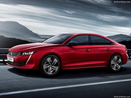 Peugeot 508 Sedan (od 09/2014) 1.6, 121 kW, Benzinový