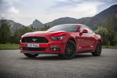 Ford Mustang Convertible 5.0 Ti-VCT V8 GT
