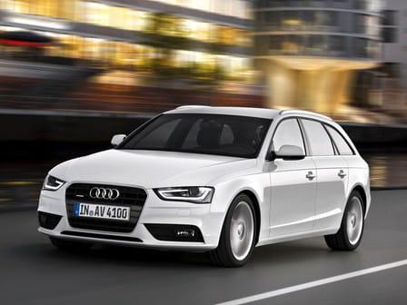 Audi A4 Avant (02/2012 - 08/2015)
