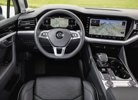 Volkswagen Touareg (od 07/2018) 3.0, 170 kW, Naftový, 4x4, Automatická převodovka