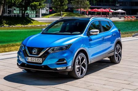 Nissan Qashqai (od 07/2017) 1.6, 96 kW, Naftový, 4x4