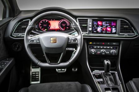 SEAT Leon ST Cupra (od 04/2017) 4Drive DSG