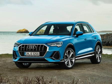 Audi Q3 (od 12/2018) 1.5 TFSI, 110kw, Benzinový, Automatická převodovka