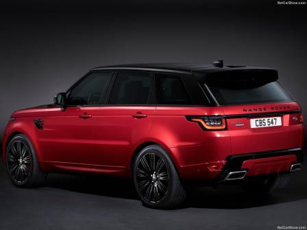 Land Rover Range Rover Sport 3.0 TDV6 SE Automatic
