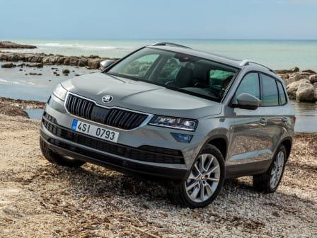 Škoda Karoq (od 07/2017) 1.5, 110 kW, Benzinový